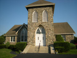 Old Stone Church - Raynham