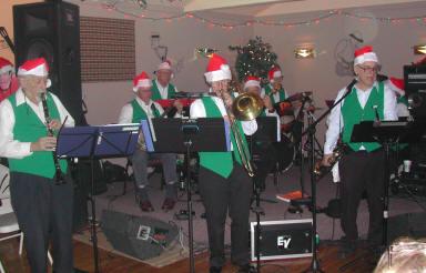 Christmas Dec. 2006 - Steve's Back Door Pass Restaurant